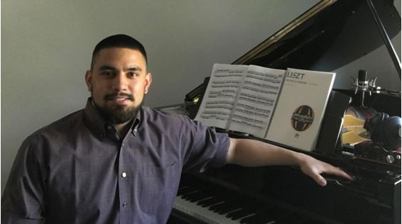 Piano Teacher Joshua Zablocki