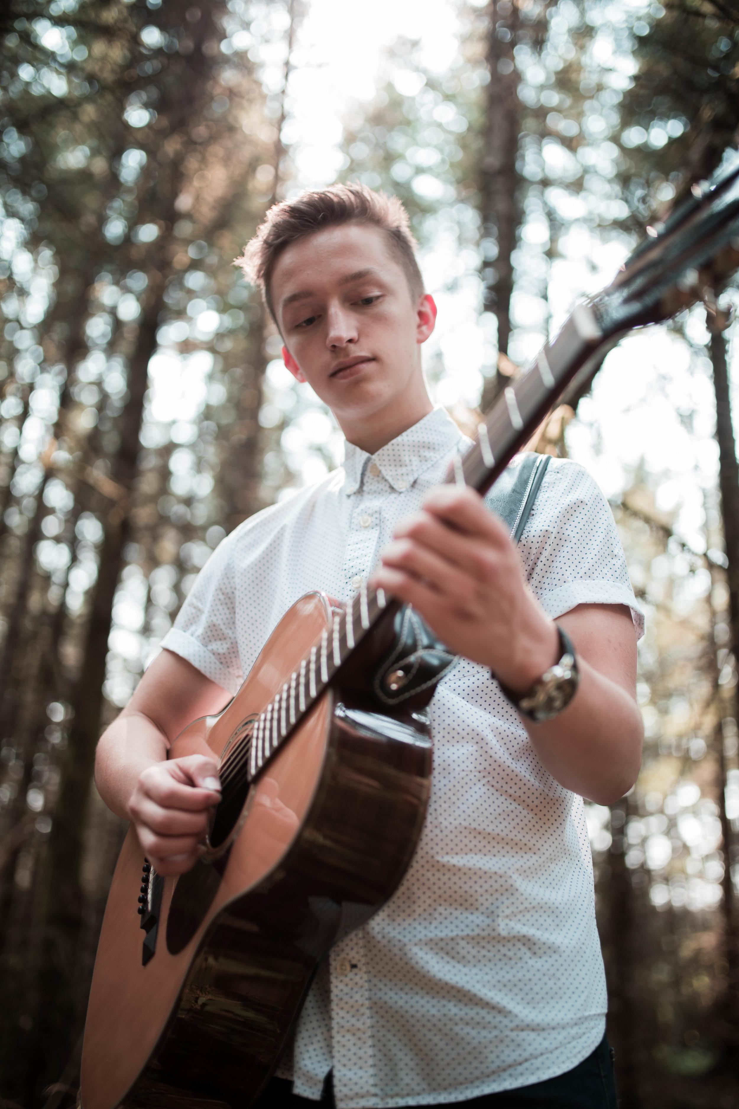 Guitar Teacher Ivan Danilich