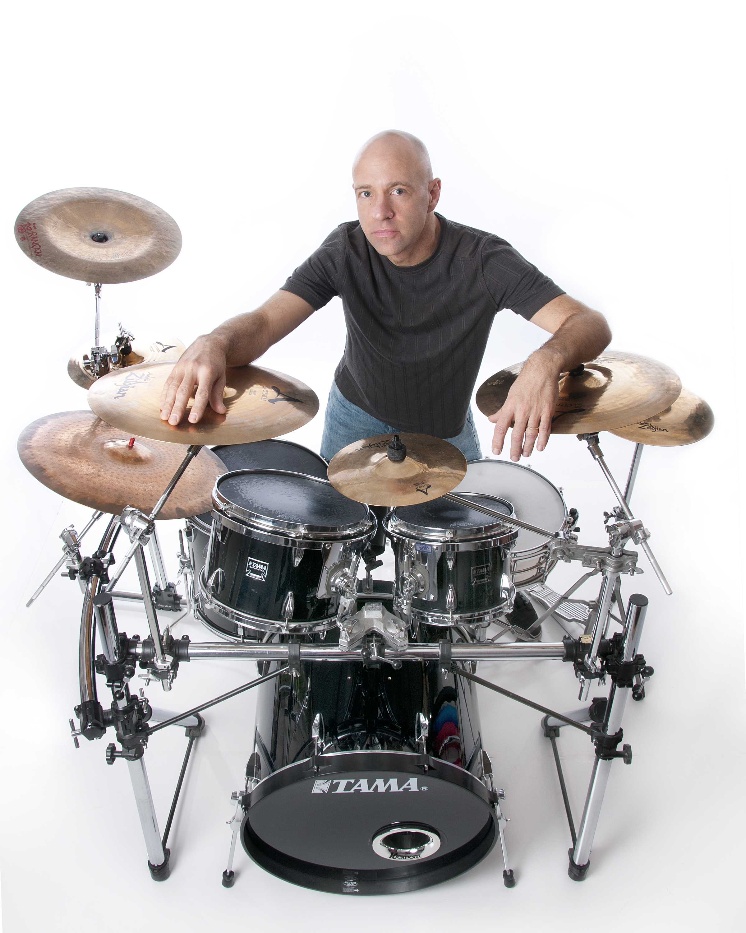 Drum Teacher Bryan Smith