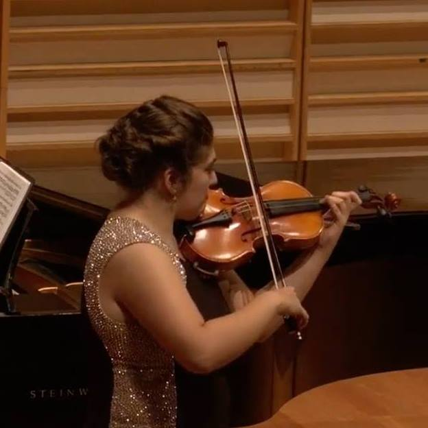 Violin, Piano & Ukelele Teacher Alexia Lekos
