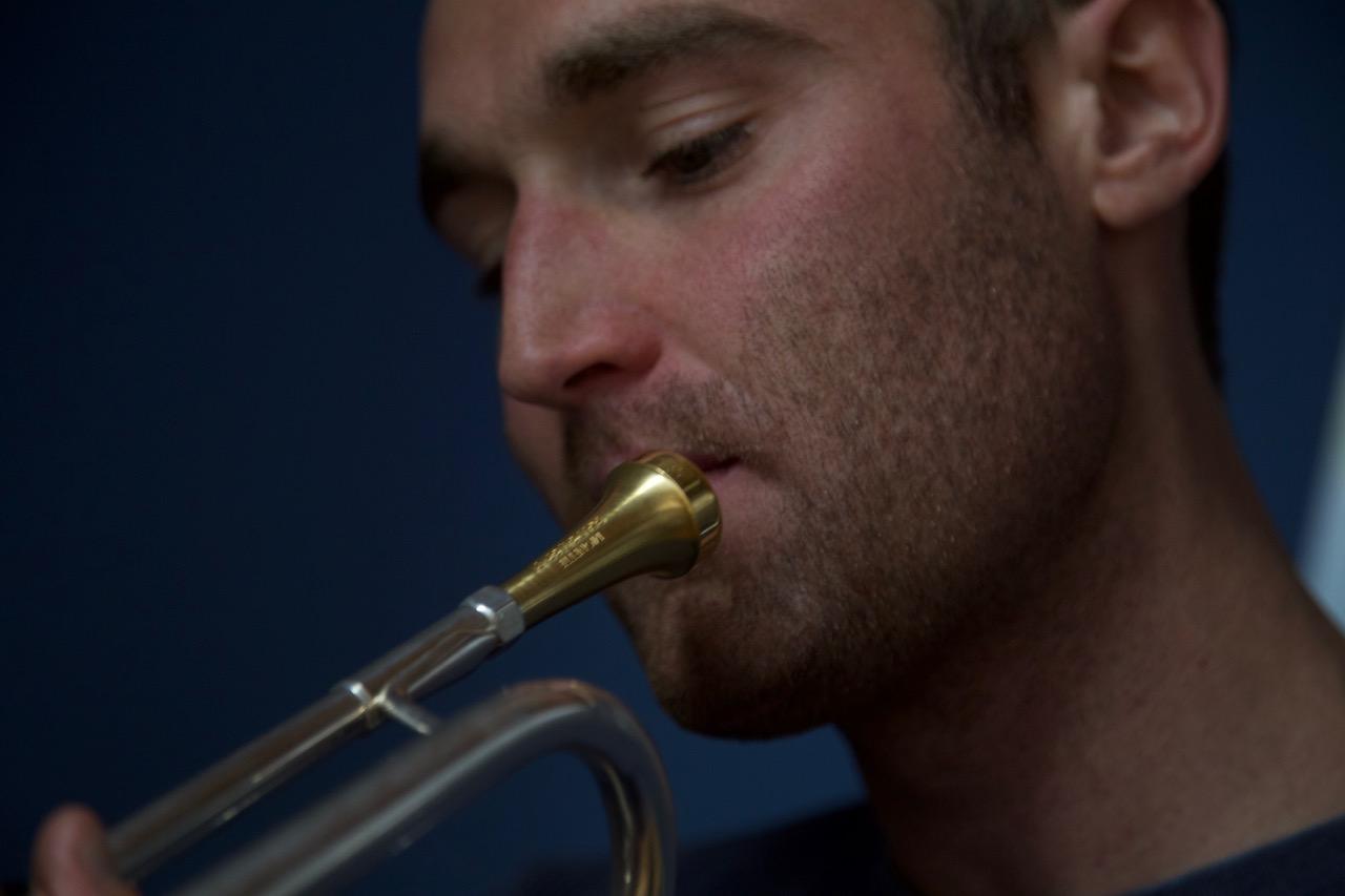 Trumpet Teacher Ben Caiazza