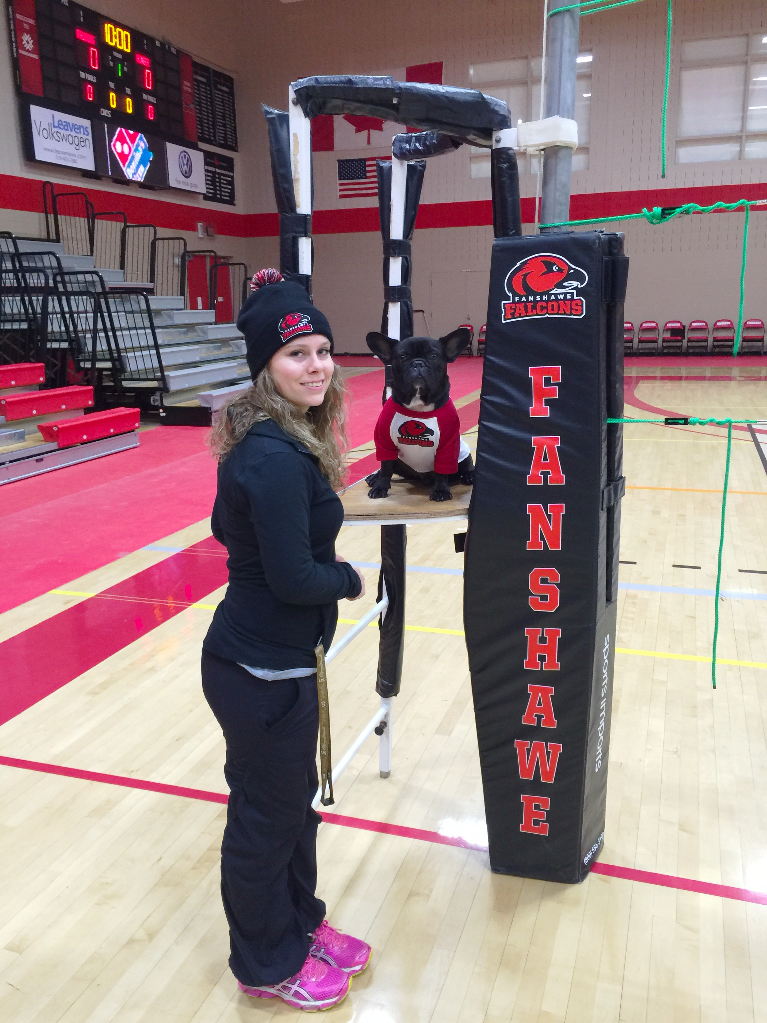 Jessica Proctor Team Trainer