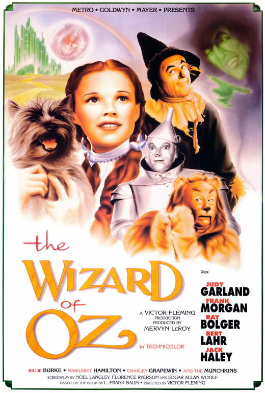 1939 - The line was spoken by The Wicked Witch of The West / Margaret Hamilton