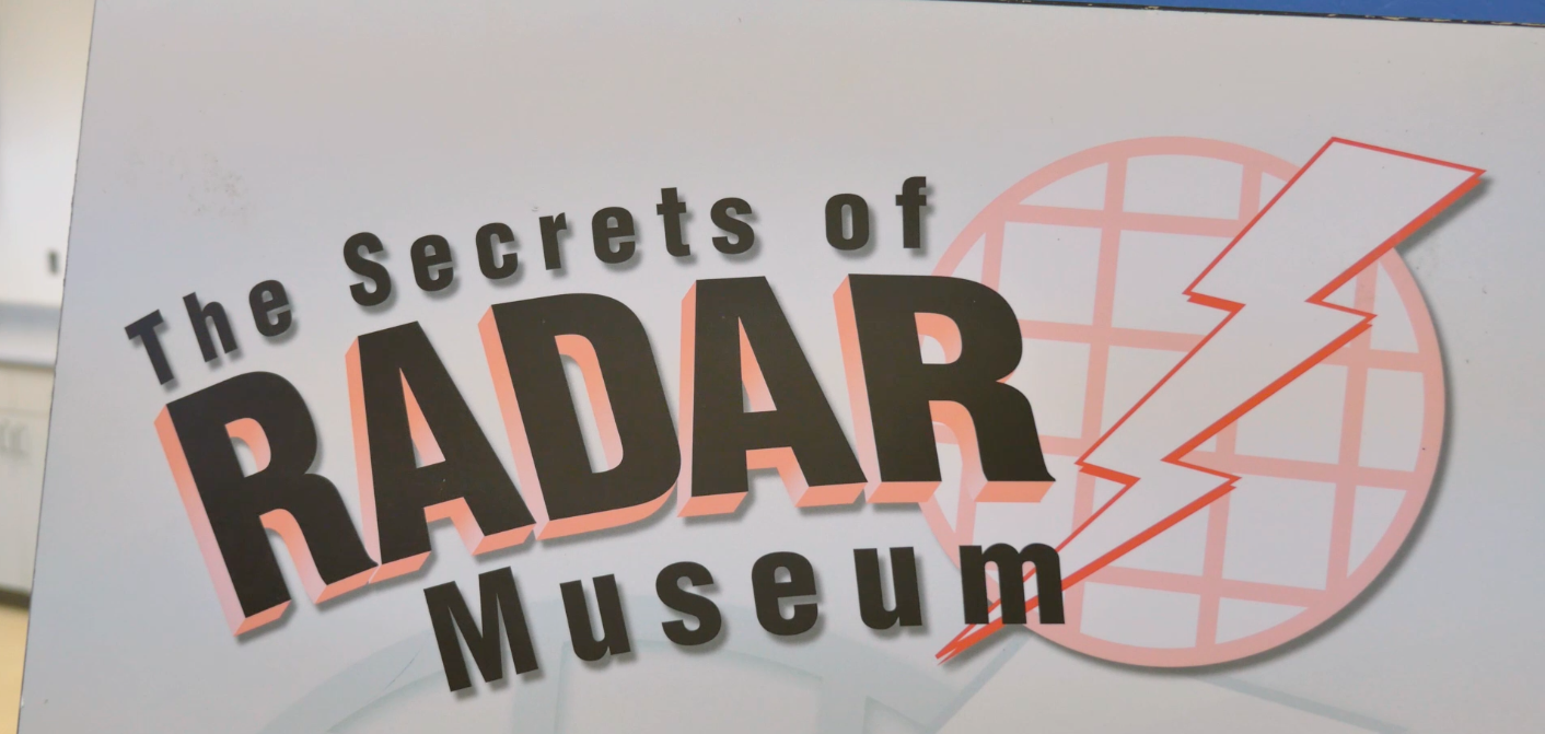 Click to visit the official SECRETS OF RADAR MUSEUM website, guys!!