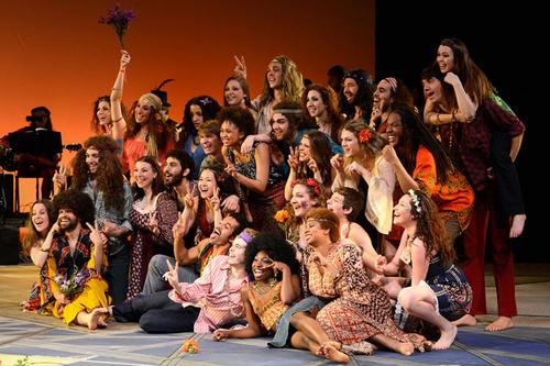 THE BOSTON CONSERVATORY- HAIR