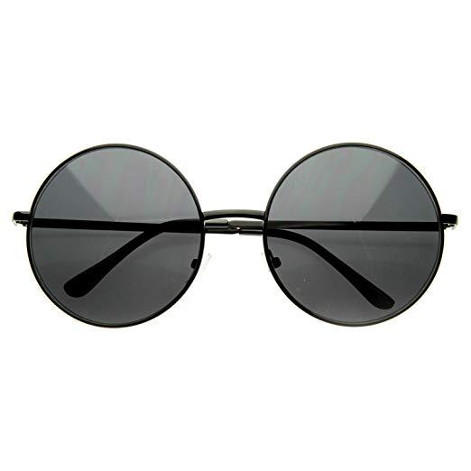 MLC EYEWEAR ® Vintage Large Oversized ROUND glasses   https://www.amazon.com/MLC-EYEWEAR-VintageLarge-Oversized-Sunglasses/dp/B00LG9J6R2
