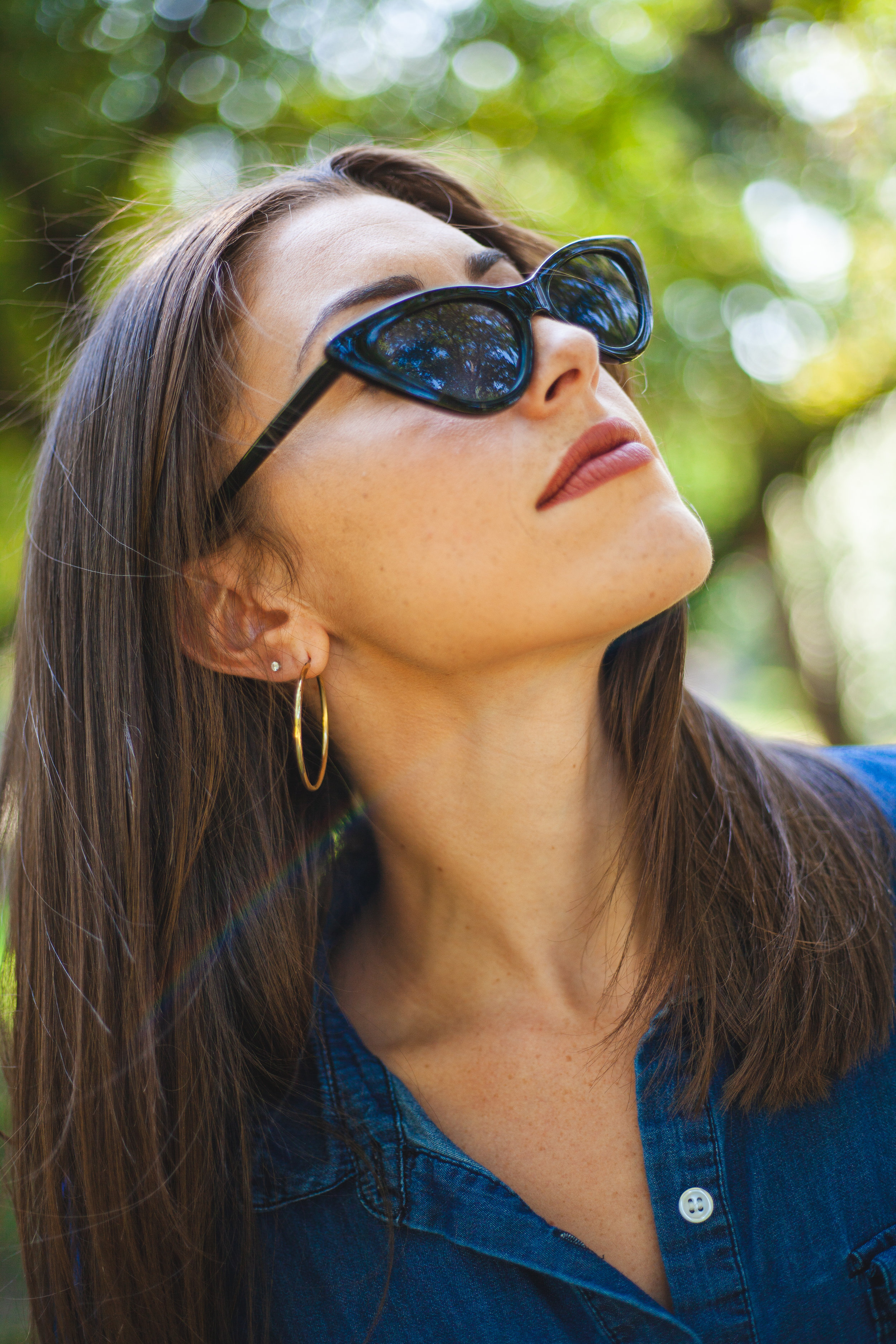 SojoS Clout Goggles Cat Eye  Sunglasses  Vintage Mod Style Retro Kurt Cobain  Sunglasses  SJ2044 with Black Frame/Grey Lens