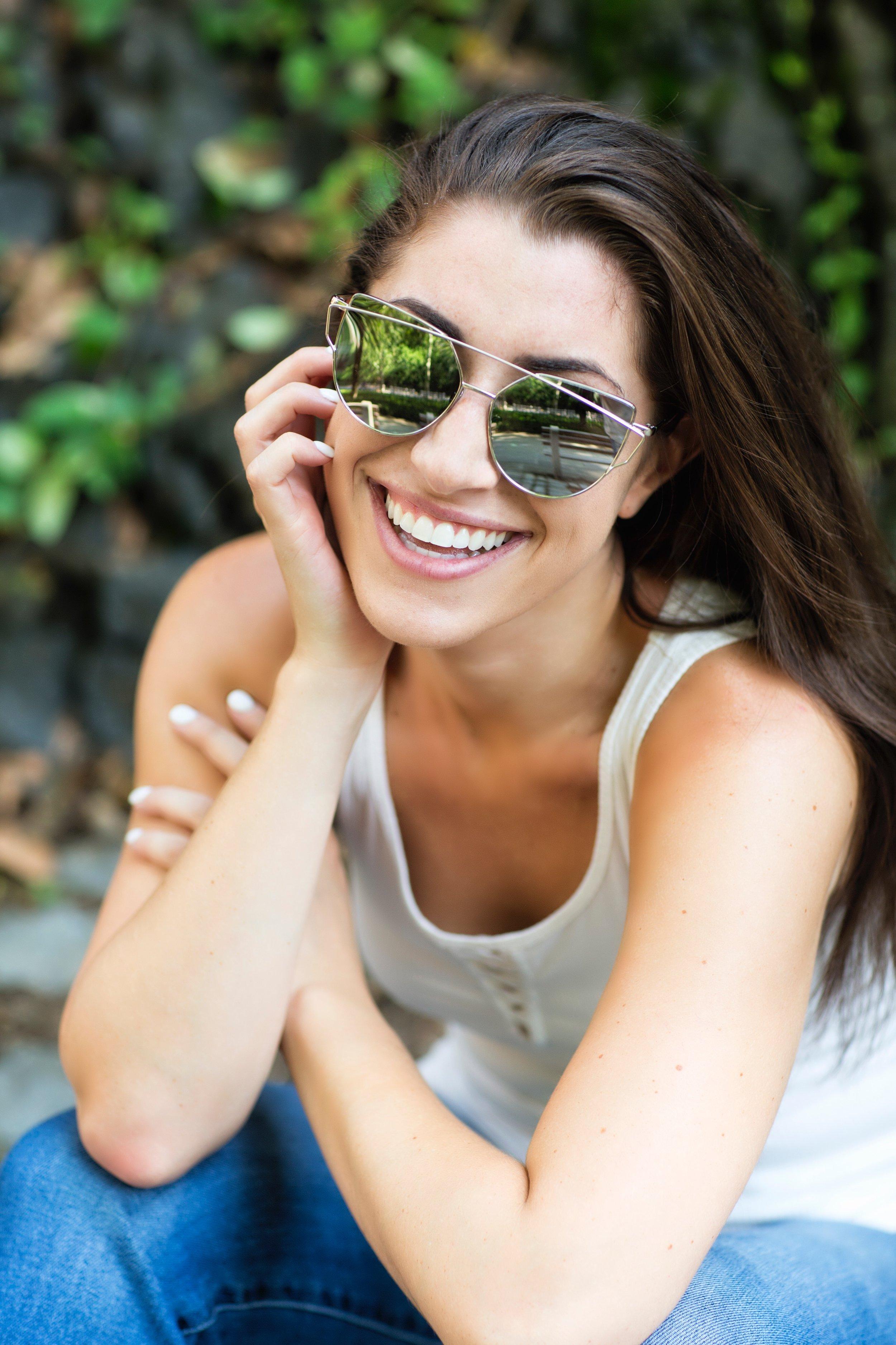 Rebecca Brookstein Photography    Livhò  Sunglasses for Women