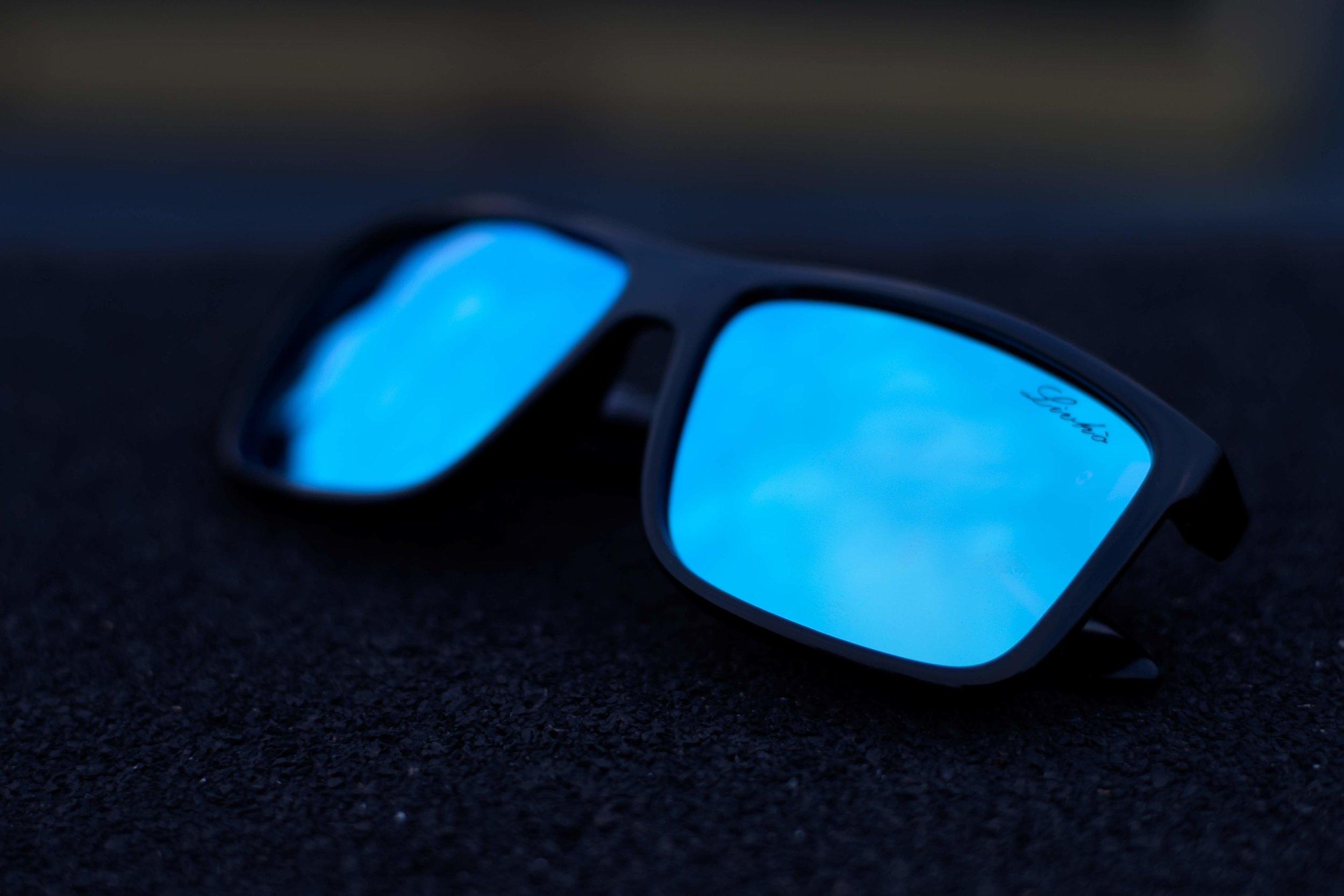 Brian Edsall     Livho  Oval Unisex Polarized Sunglasses