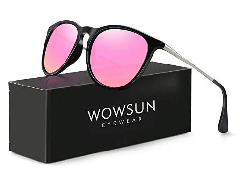 WOWSUN Polarized Sunglasses for Women