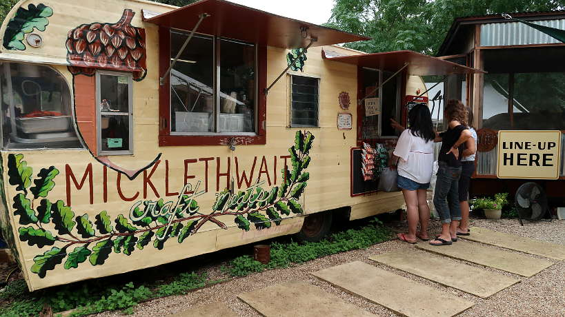 Micklethwaits Craft Meats in Austin, TX