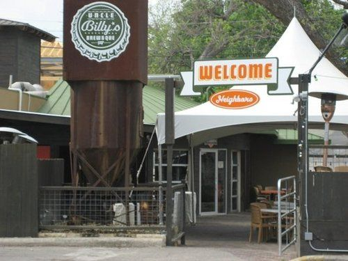 Uncle Billy's BBQ and Brewery in Austin, TX
