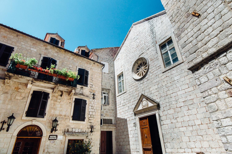 Kotor's architecture