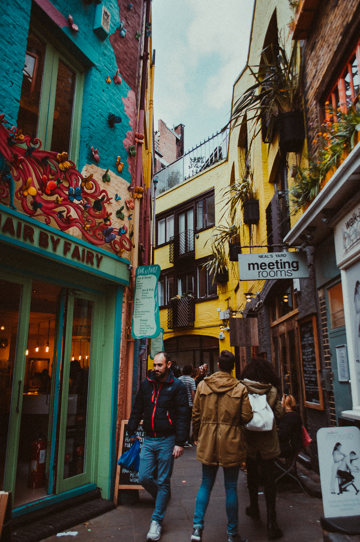 "Brixton Essentials ""Warm Memories"" +  Neal's Yard  in London, England"