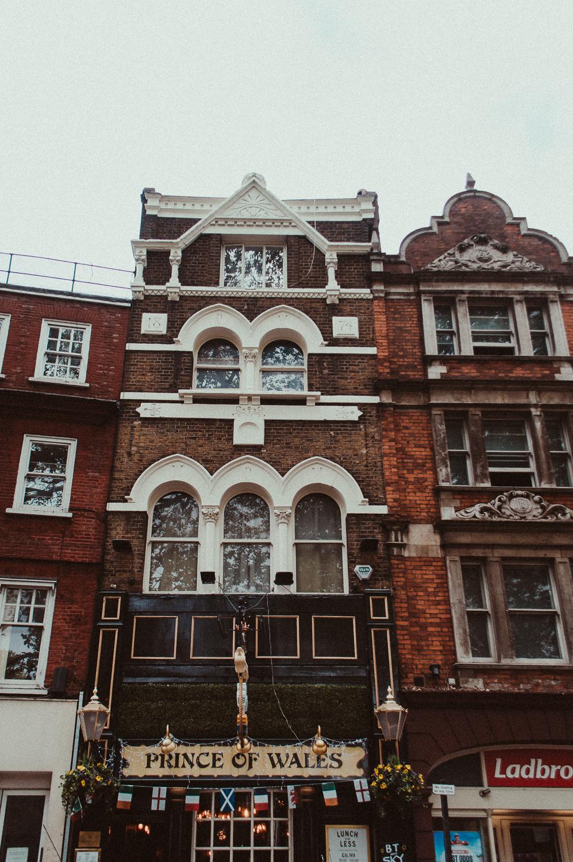 "Brixton Essentials ""Warm Memories"" + London, England"