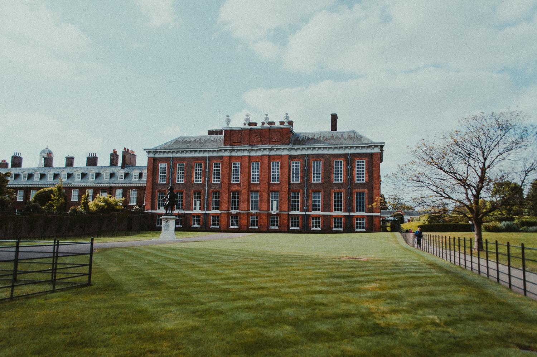 "Brixton Essentials ""Warm Memories"" +  Kensington Palace  in London, England"