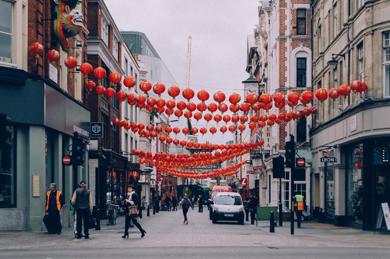 Chinatown    London   2017   Vintage : 1984