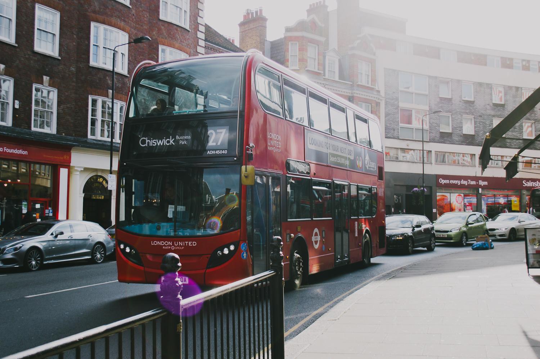 "Brixton Portrait ""Stylized"" + London, England"