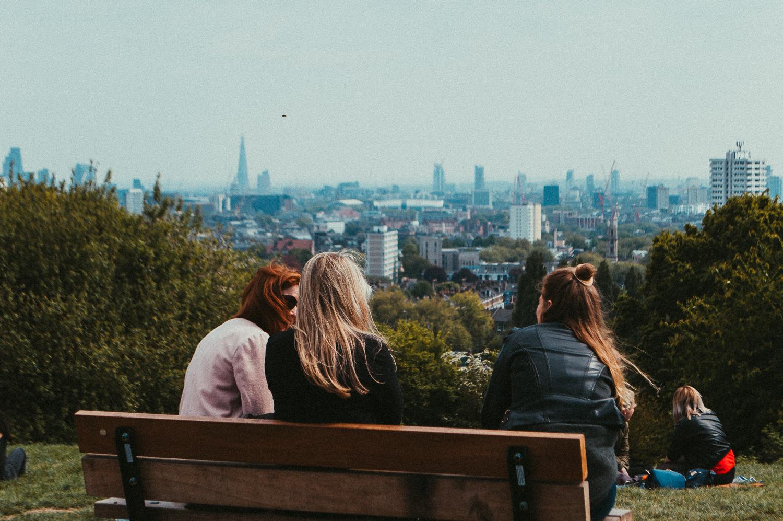 Hampstead Heath    2017   London   Essentials : Warm Memories