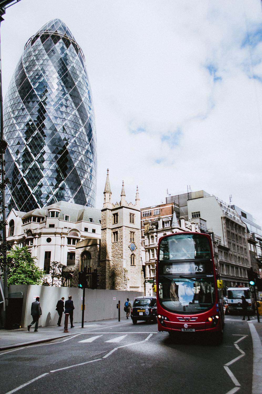 The Gherkin   London   2017   Modern : Blast