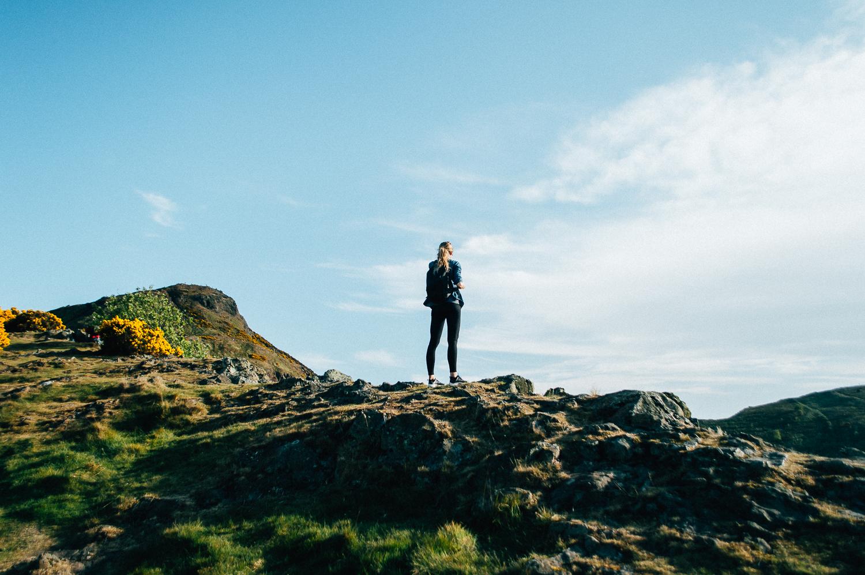 Arthur's Seat    Edinburgh   2017   Essentials : Deep Notes