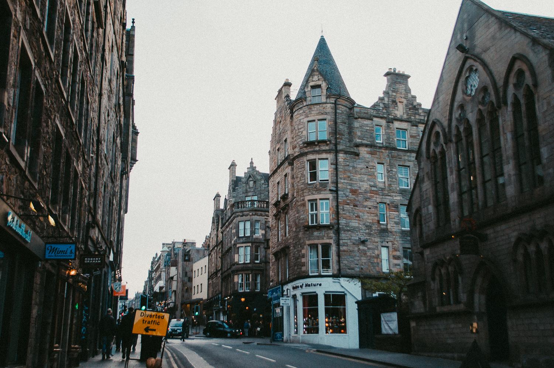 """Brixton Essentials """"Warm Memories"""" + Edinburgh, Scotland"""