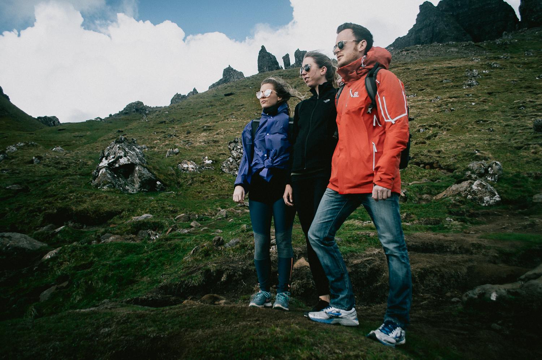 Old Man of Storr   Isle of Skye, Scotland   2017   Essentials : Winding Down