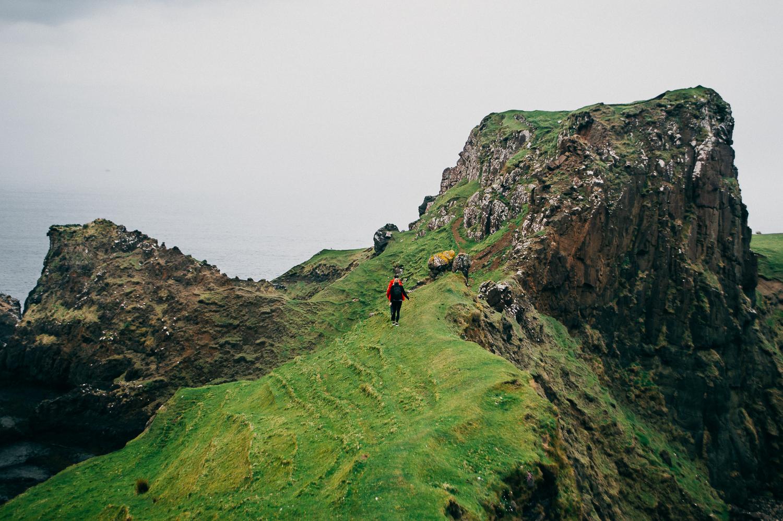 Brother's Point Hike   Isle of Skye, Scotland   2017   Modern : Dynamic Edge