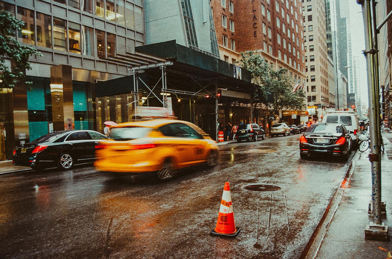 Taxi Blurs