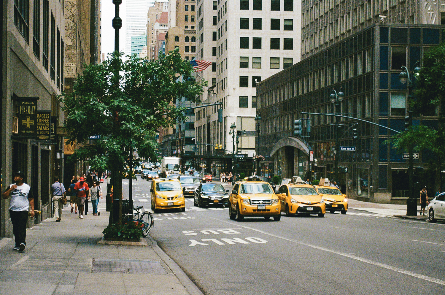 What is NYC without 1,000 taxis?