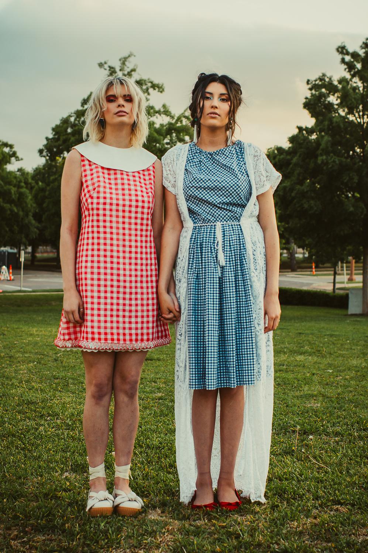 Fort Worth Fashion Editorial Shoot