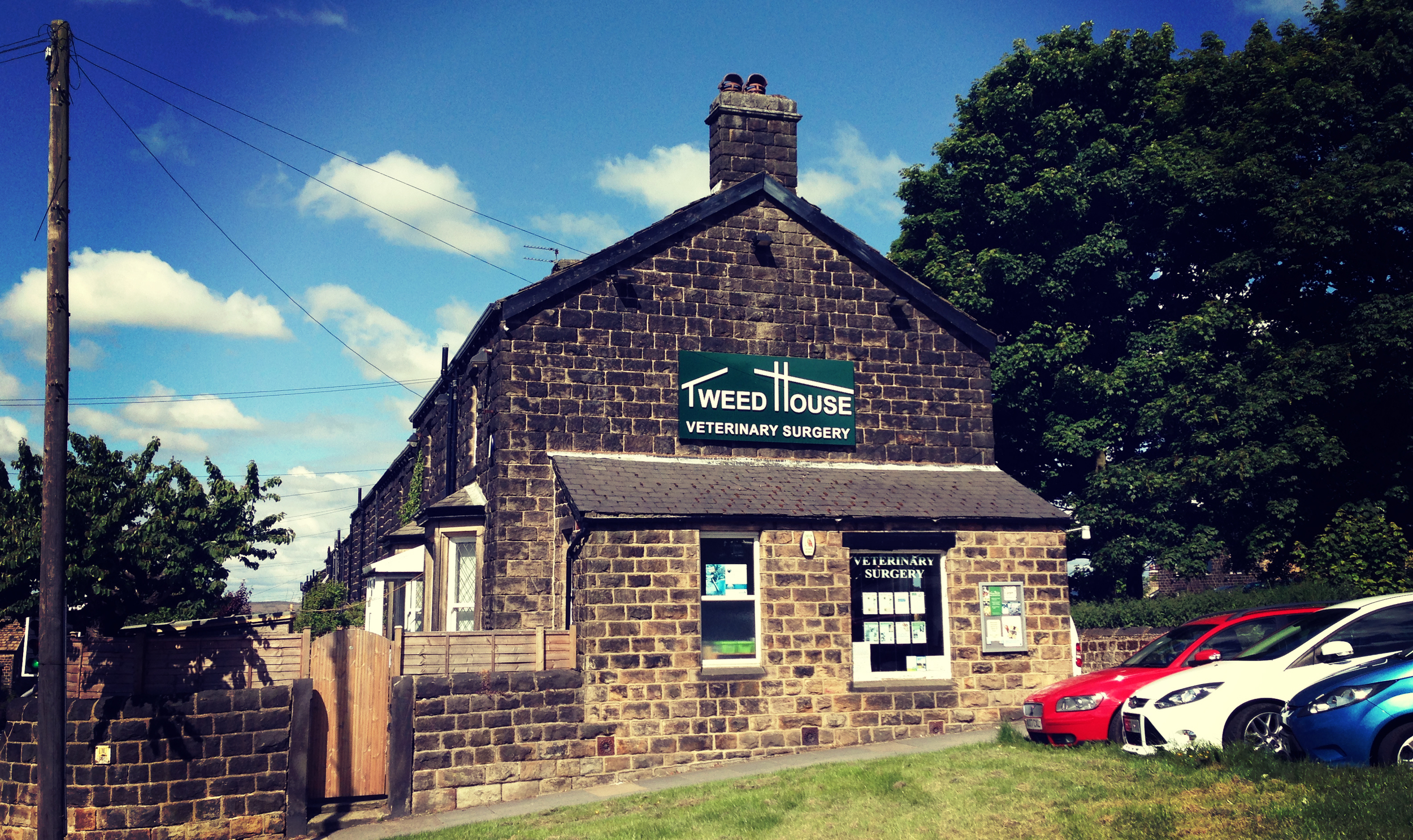 Tweed House, Yeadon