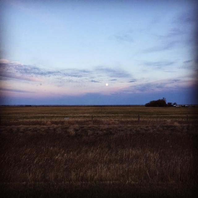 "Montana's famed ""big sky"""