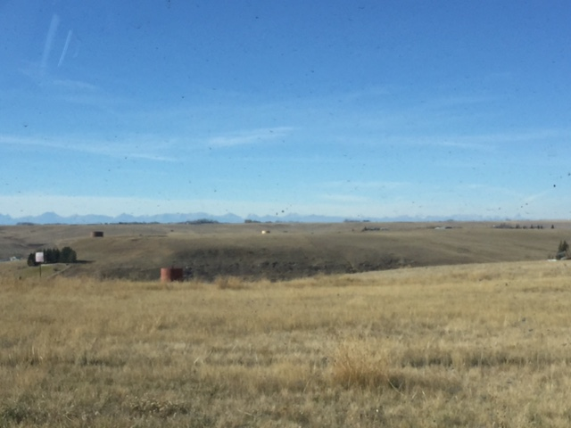 """Signing off from Cut Bank—""""Where the Rockies Meets the Plains"""""""