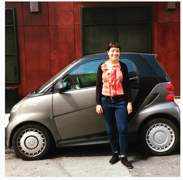 July 1, 2015: Day 1 of Attorney on the Move -- when I was leaving the Bay Area