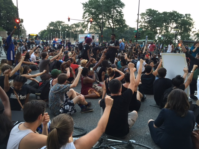 Black Lives Matter in Chicago