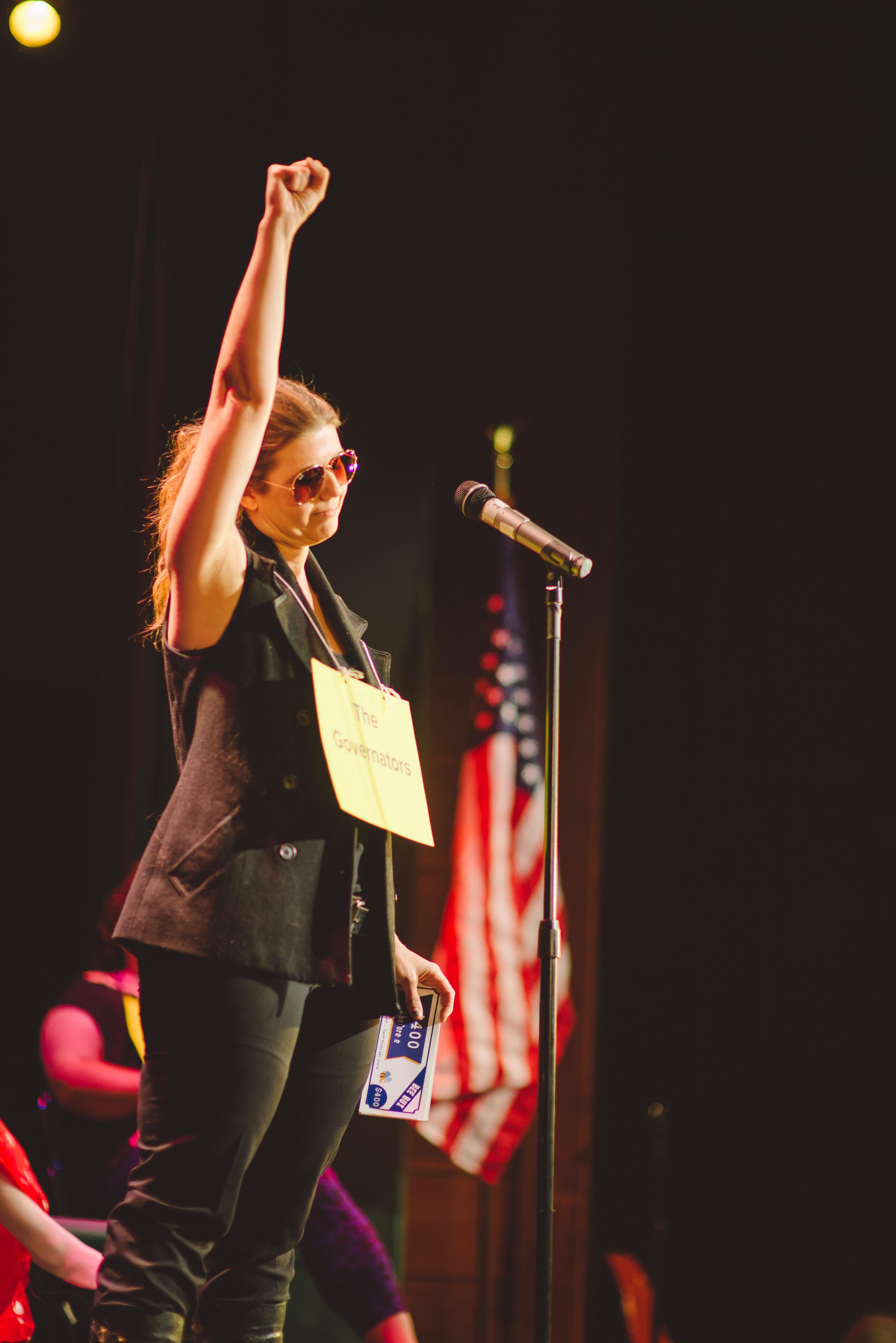 Los Feliz Arts Charter and The Garden Spelling Bee Fundraiser