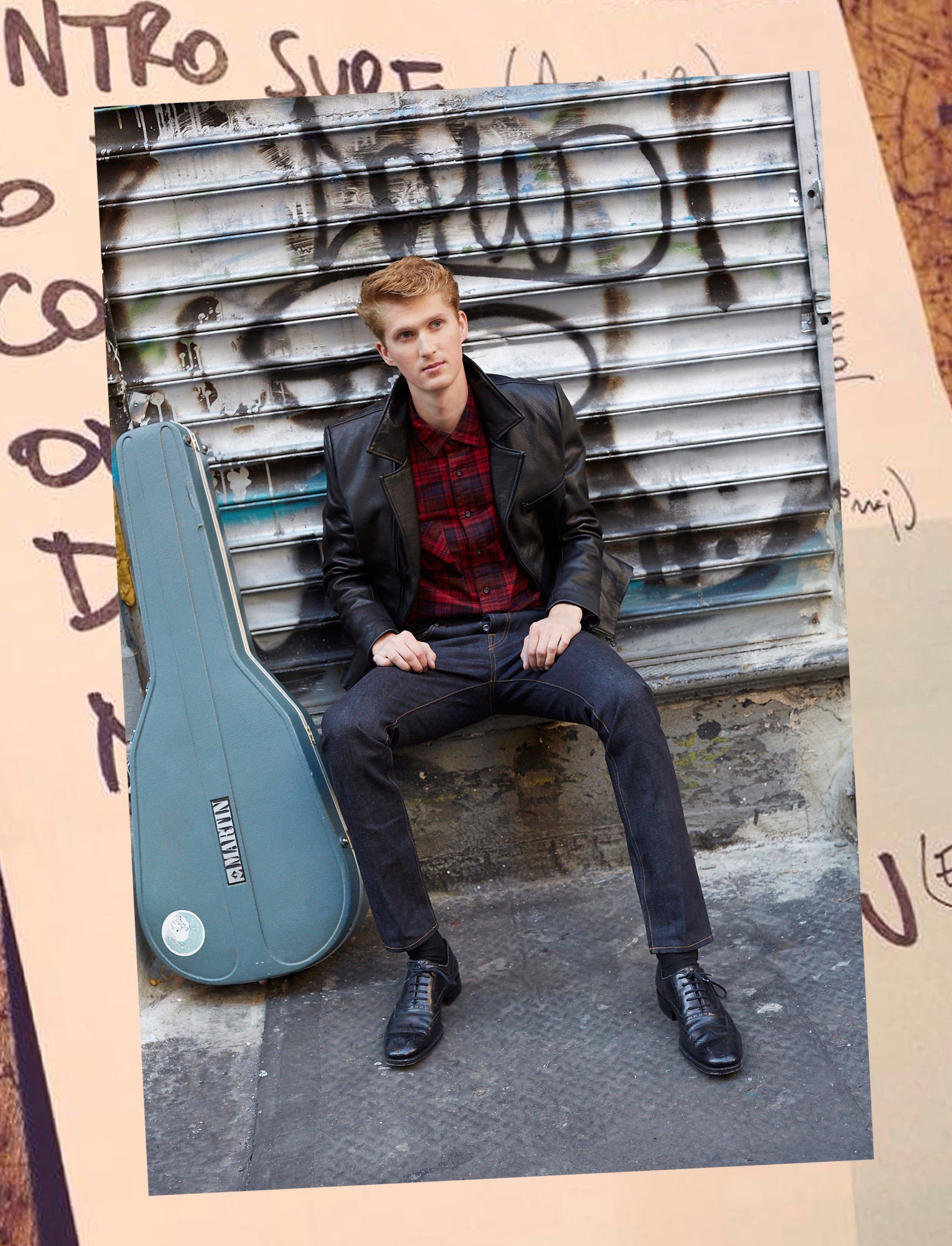 shooting on the streets of Soho w/ Arthur Elgort. New York, NY. October 2015.