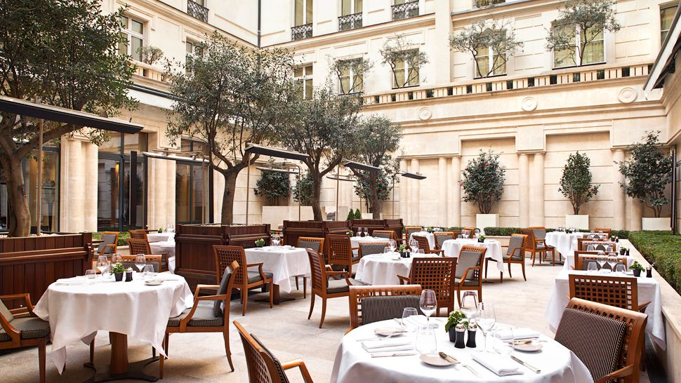 Park Hyatt Vendome, Paris