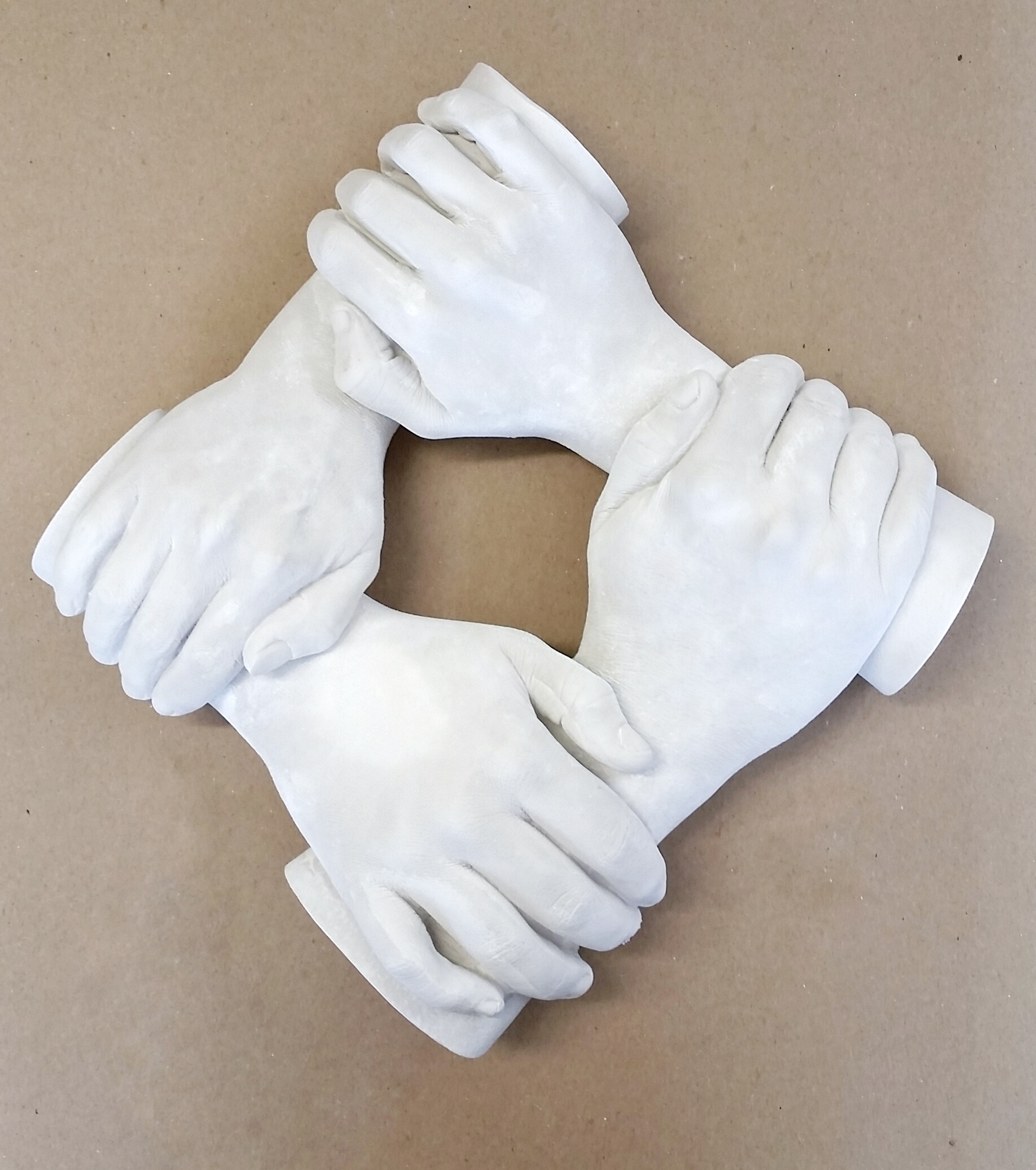 $220 -- Four Hands (adult or child)