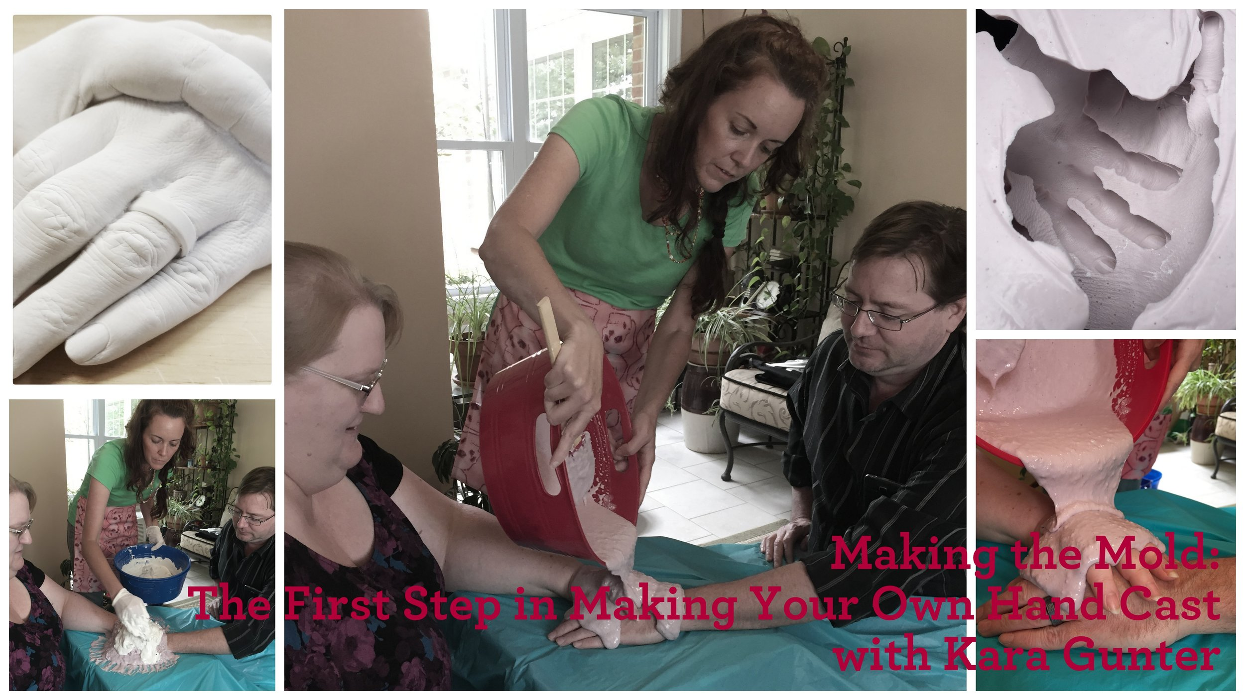 Class One - Making the Mold: The First Step in Making Your Own Hand CastSkillshare Link:https://skl.sh/2J5IglCThis class (3 videos) is the first in a series of three classes, which will walk you through the process of making your own hand casting.This series of classes is designed for the absolute beginner, however an adventurous spirit is a must! This thorough series of classes will walk you through making a mold, pouring the mold, and refining the casting. If you are interested in beginning your own hand casting business, you're an artist looking for an accessible introduction to body or life casting, or you want to take your own hand cast for your family or friends to the next level, this is a great place to start.