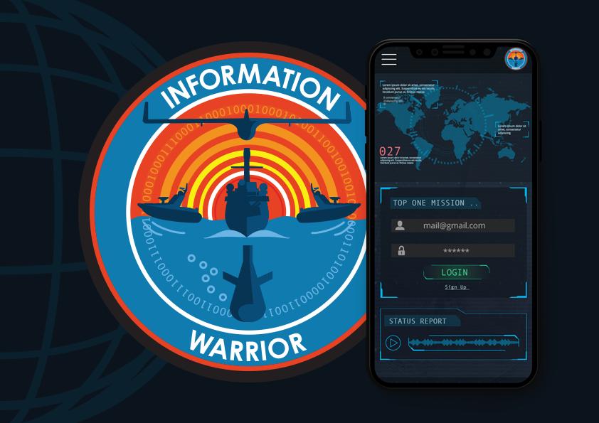 Royal NAVY - Information warrior