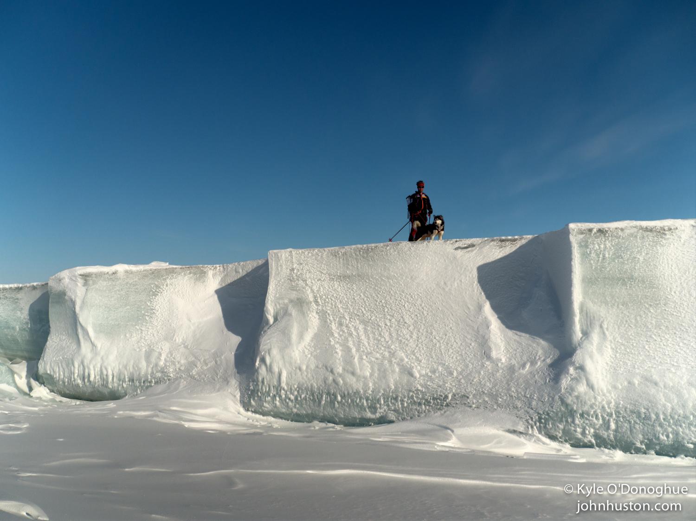 Ice Shelf Iceberg