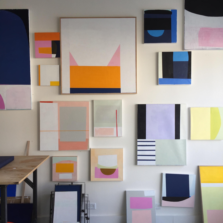 Laurie Fisher Studio Wall 3:2:17.jpg