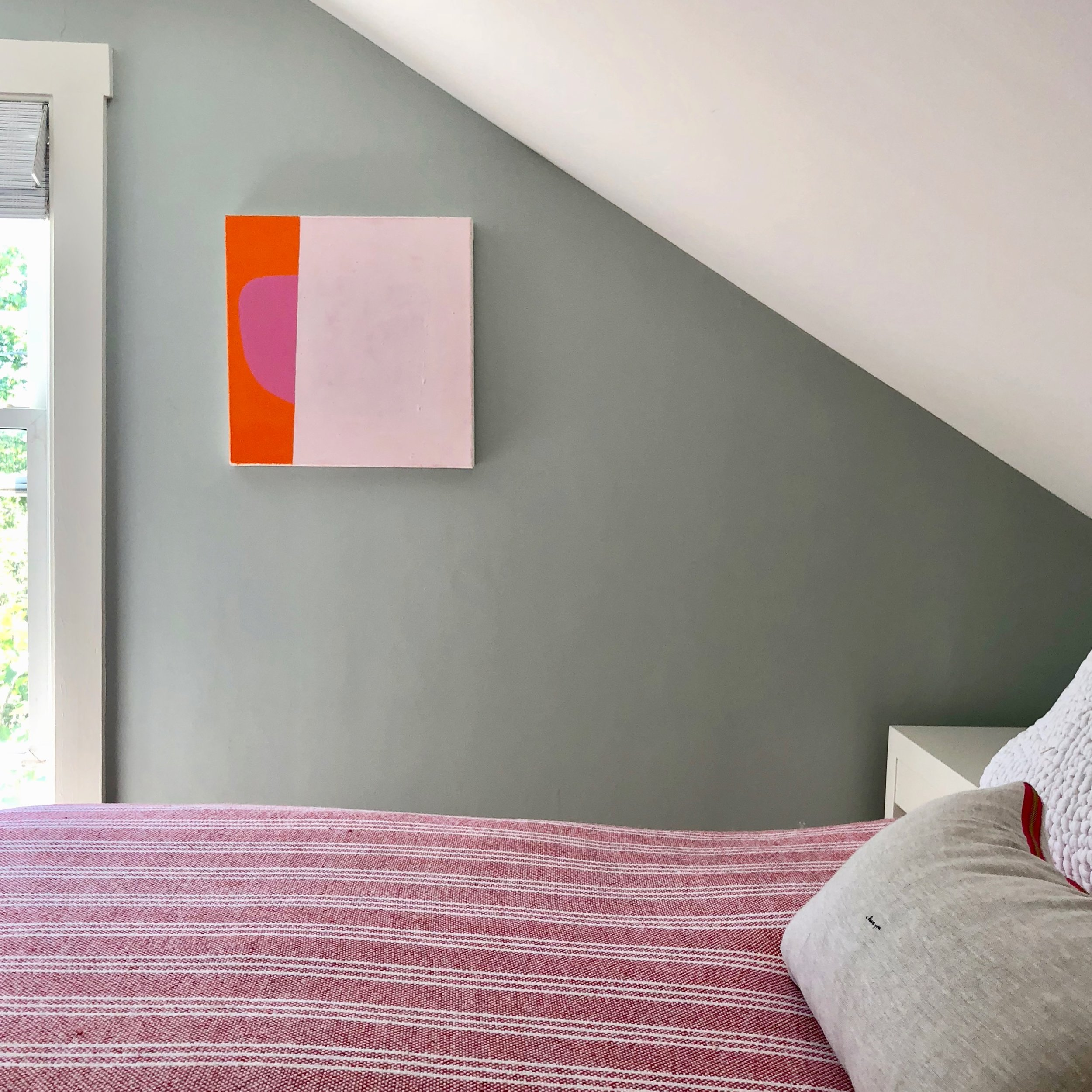 Orange with Pink Lind Study  Laurie Fisher.jpg