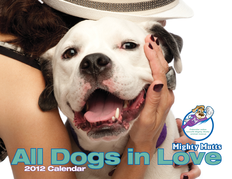 Mighty Mutts All Dogs in Love 2012 Calendar