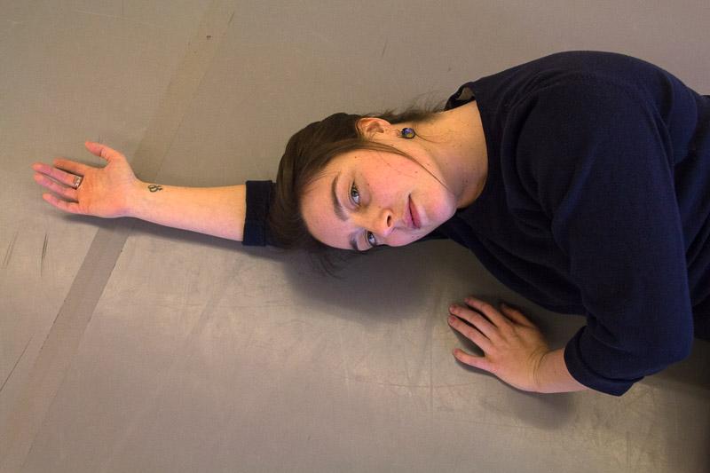 Choreographer  Sarah Daunt