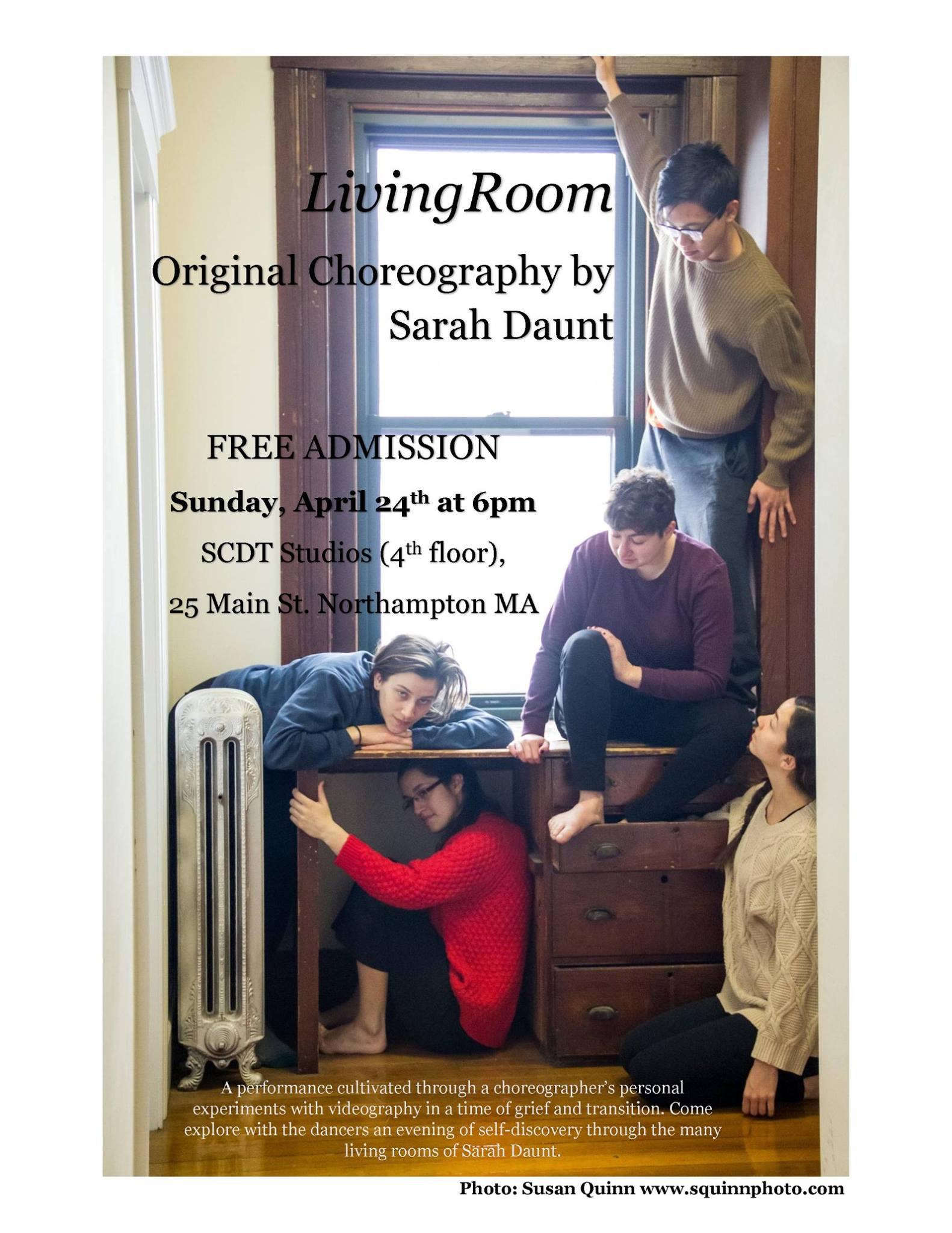 LivingRoom Poster
