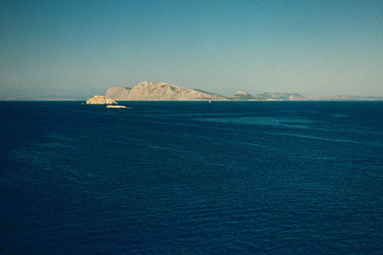 Sea landscape in Greece