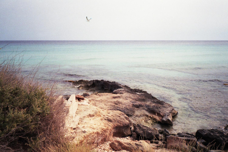 Platja Migjorn in Formentera